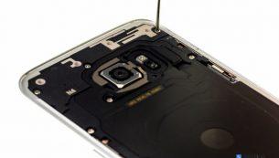 تعمیر دوربین گلکسی اس ۷ سامسونگ با کمترین قیمت در موبایل کمک