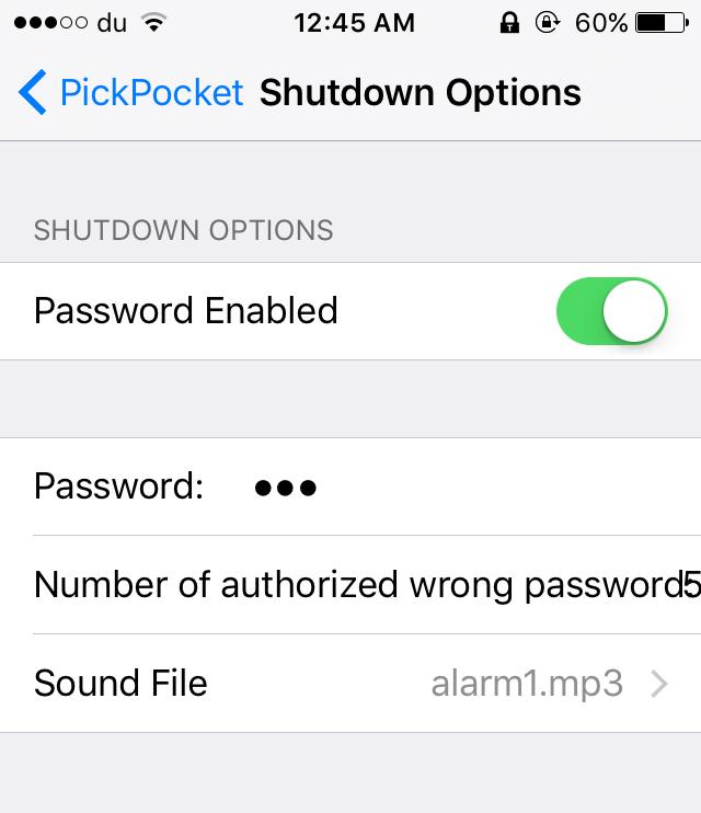 افزایش امنیت آیفون و آیپد در برابر سرفت با دو توییک iCaughtU Pro و PickPocket