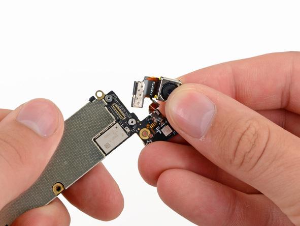 تعمیر لاجیک برد آیفون 5 اپل