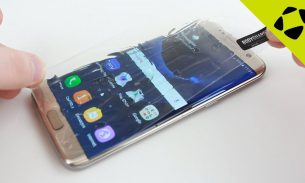 تعمیر یا تعویض ال سی دی S7 Edge سامسونگ – G935 | موبایل کمک