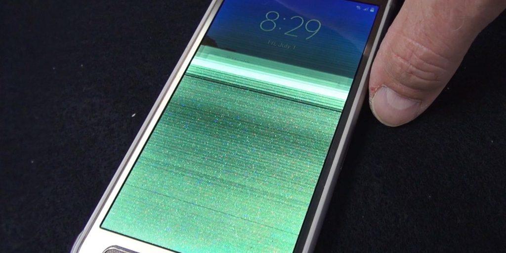 تعمیر گلکسی S7 آب خورده با کمترین هزینه در موبایل کمک