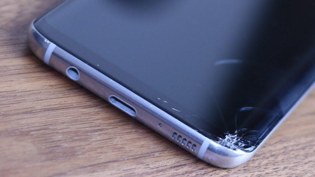 تعمیر تاچ ال سی دی گلکسی S8 پلاس با کمترین قیمت در موبایل کمک