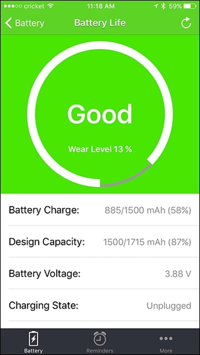 روش های تست سلامت باتری آیفون | گارانتی اپل