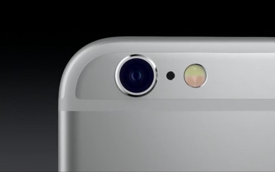 تعمیر یا تعویض دوربین آیفون 6s Plus