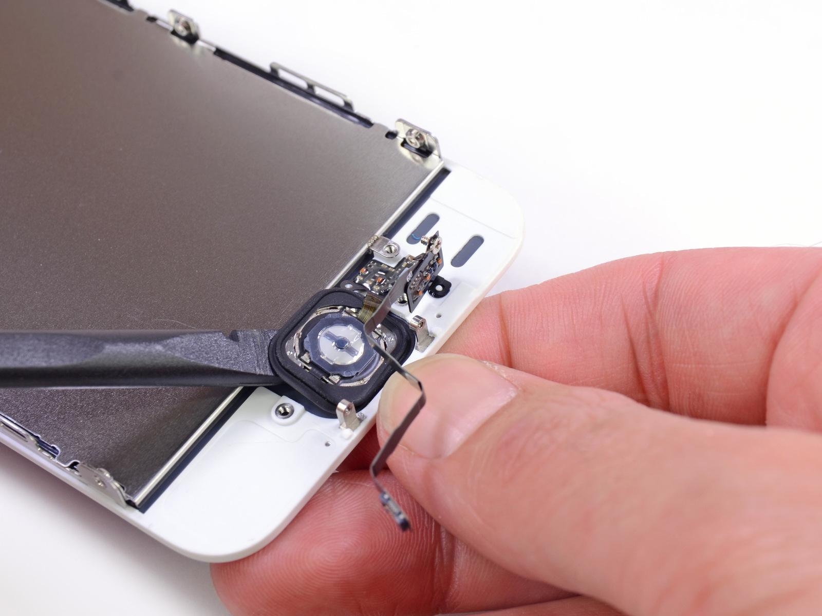 جلوگیری از خرابی دکمه هوم آیفون و تعمیر آن | گارانتی اپل