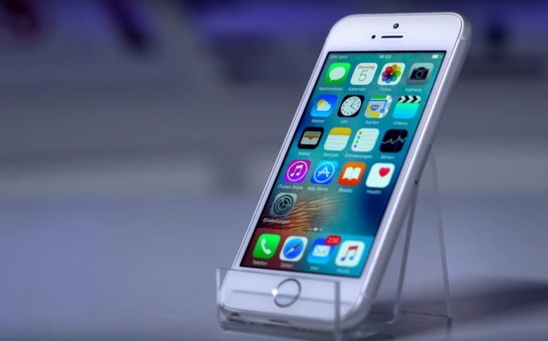 تعمیر ال سی دی آیفون SE با کیفیت عالی و قیمت مناسب در موبایل کمک