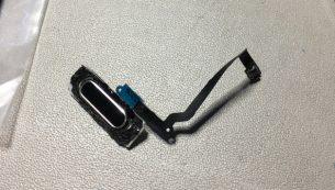 تعمیر دکمه اثر انگشت گلکسی اس ۵ با کمترین هزینه در موبایل کمک