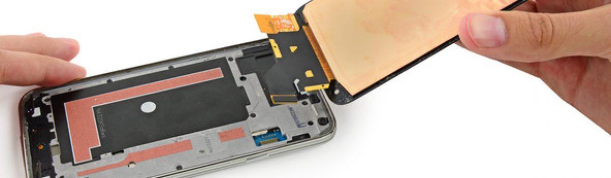 تعمیر یا تعویض ال سی دی S5 سامسونگ – G900 | موبایل کمک