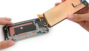 تعمیر ال سی دی سامسونگ گلکسی S5 با کمترین قیمت در موبایل کمک