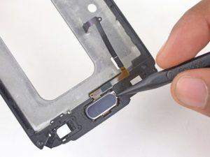 تعمیر دکمه هوم گلکسی اس 6
