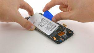 تعمیر باتری سامسونگ گلکسی S6 Edge با کمترین قیمت در موبایل کمک