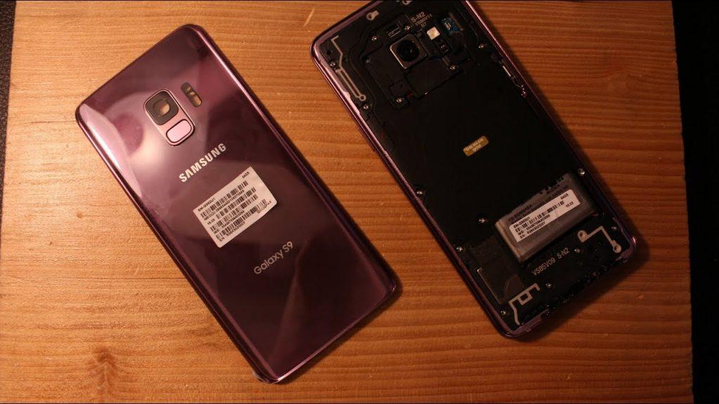 تعمیر دوربین گلکسی اس 9 سامسونگ با قیمت عالی در موبایل کمک