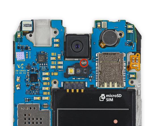 تعمیر برد گلکسی اس 5 با قیمت و هزینه ناچیز در موبایل کمک