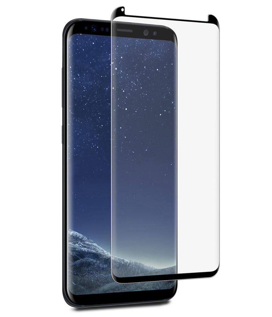 تعویض گلس s8 - تعویض شیشه گوشی سامسونگ s8