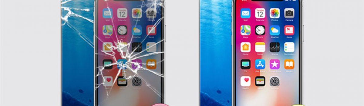 صفر تا صد تعویض گلس یا شیشه ال سی دی آیفون و سامسونگ و هزینه آن | موبایل کمک