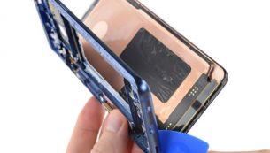 تعمیر یا تعویض ال سی دی سامسونگ گلکسی S9 Plus | موبایل کمک