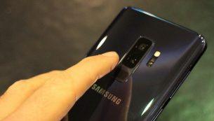 تعمیر یا تعویض اسکنر انگشت S9 Plus سامسونگ – G965 | موبایل کمک