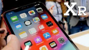 تعویض گلس آیفون XR اپل با کمترین هزینه در موبایل کمک
