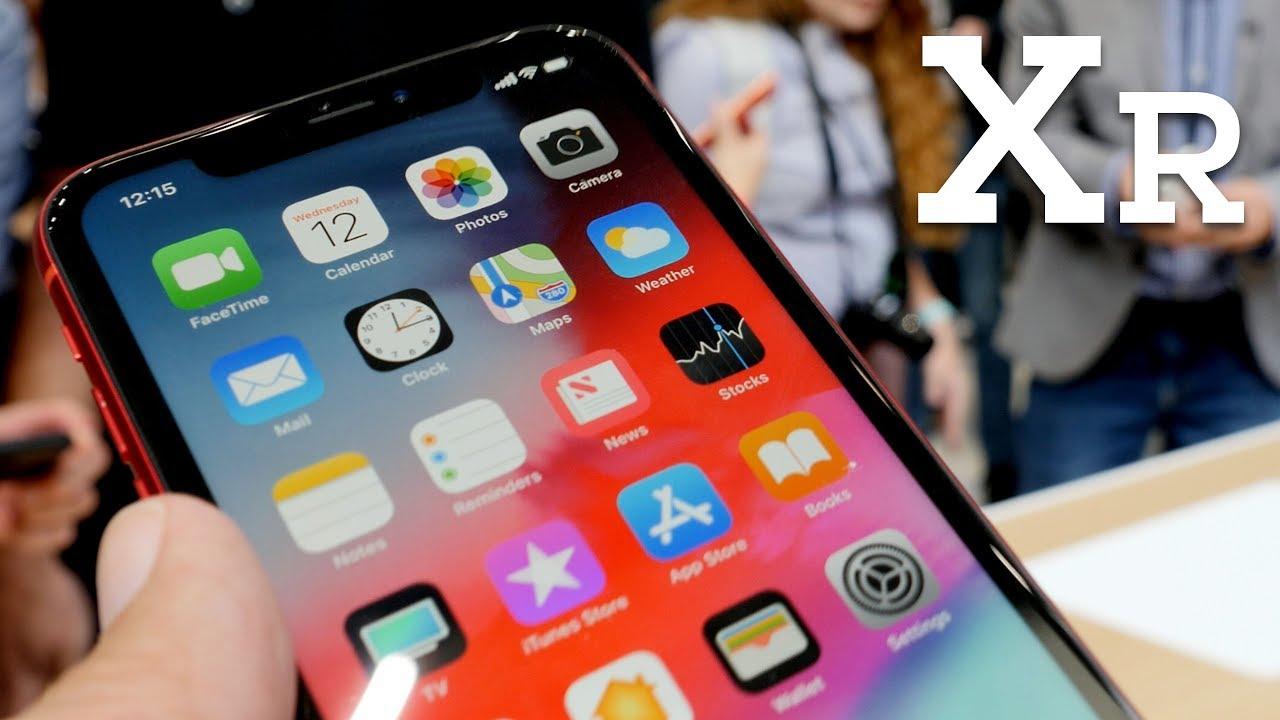 تعویض گلس یا شیشه شکسته آیفون XR | گارانتی اپل