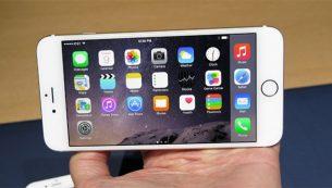 تعویض گلس آیفون ۶ پلاس اپل با کمترین هزینه
