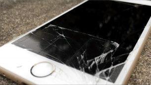 تعویض گلس آیفون ۶ اپل با کمترین قیمت در موبایل کمک