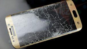 صفر تا صد تعمیر ال سی دی گوشی و گلس شکسته موبایل