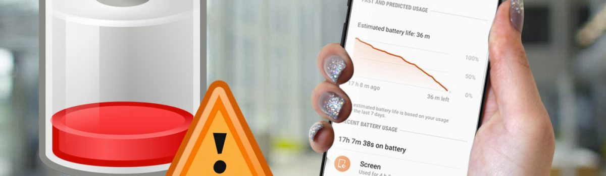 تعویض یا تعمیر باتری سامسونگ گلکسی اس ۹ پلاس | موبایل کمک