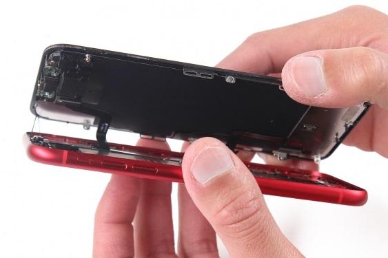 تعویض صفحه نمایش آیفون X ، آیفون 8 و 7 | گارانتی اپل