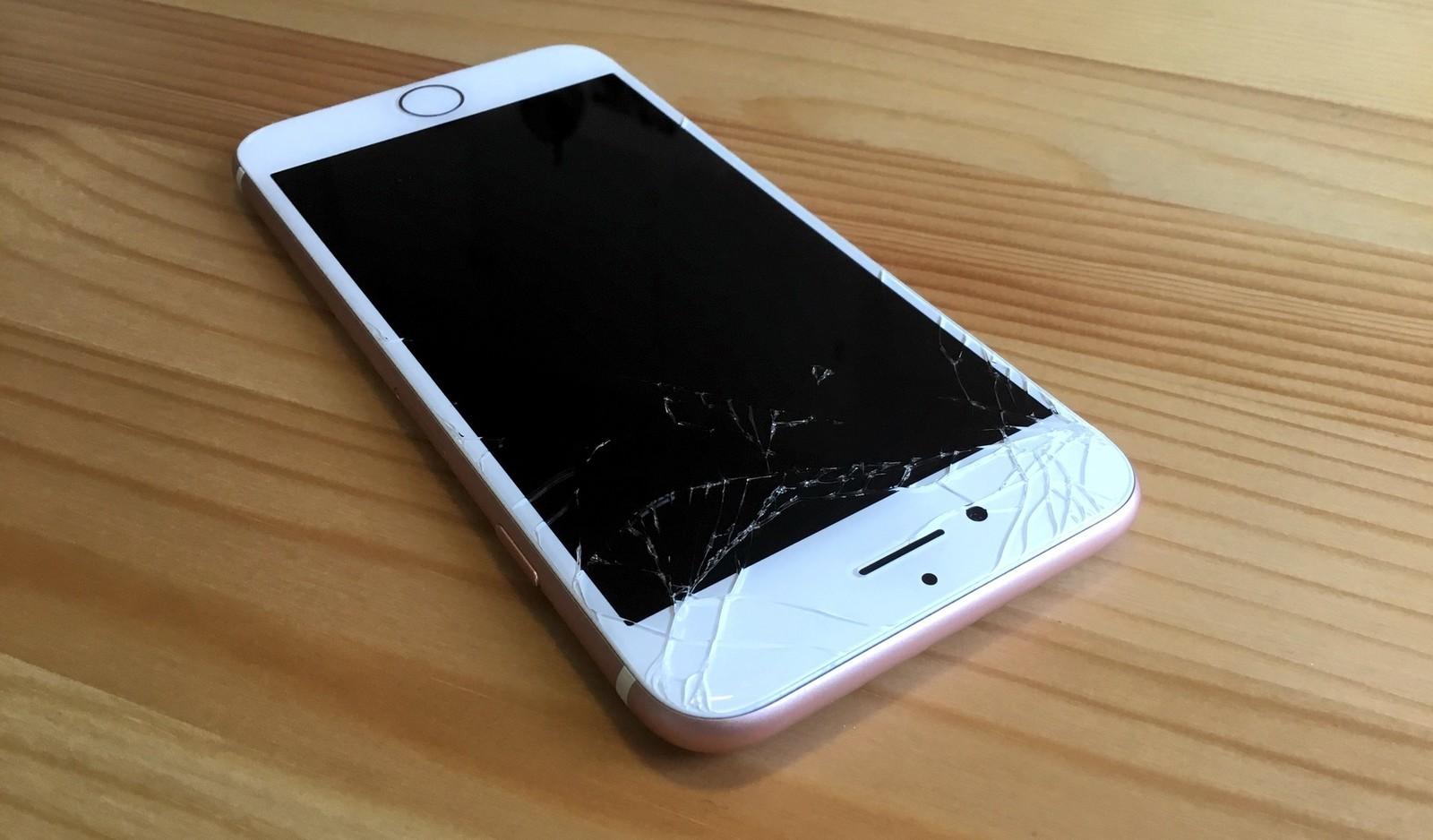 راهنمای تعویض گلس یا شیشه شکسته Apple iPhone 7