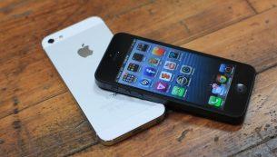 تعویض گلس آیفون ۵ اپل با کمترین قیمت در موبایل کمک