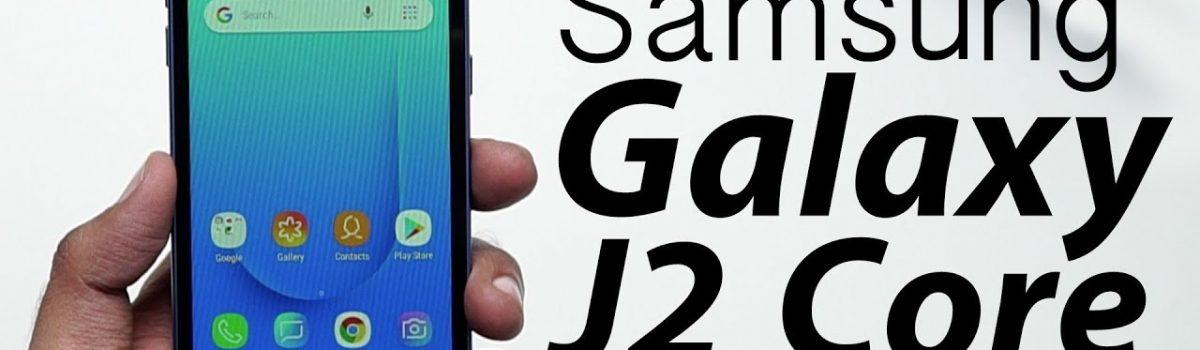 تعمیر گلکسی J2 Core آب خورده را به موبایل کمک بسپارید!