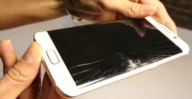 نشانه های خرابی ال سی دی آیفون و دیگر گوشی های موبایل