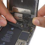 جداسازی کانکتور دوربین و سنسور های جلو