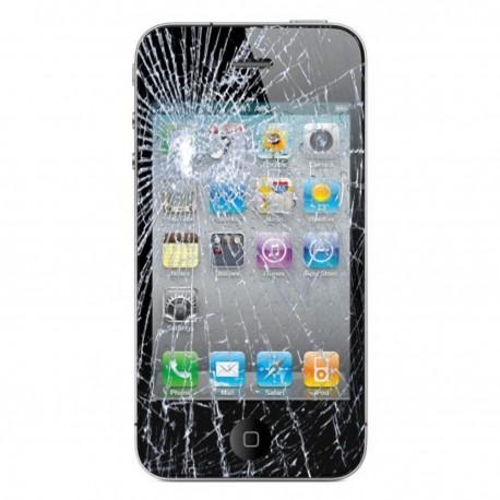تعویض گلس آیفون 4S اپل