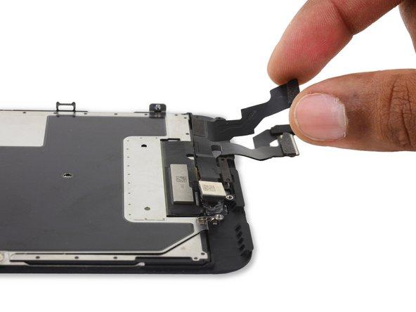 جداسازی فلت دوربین و سنسورهای جلو