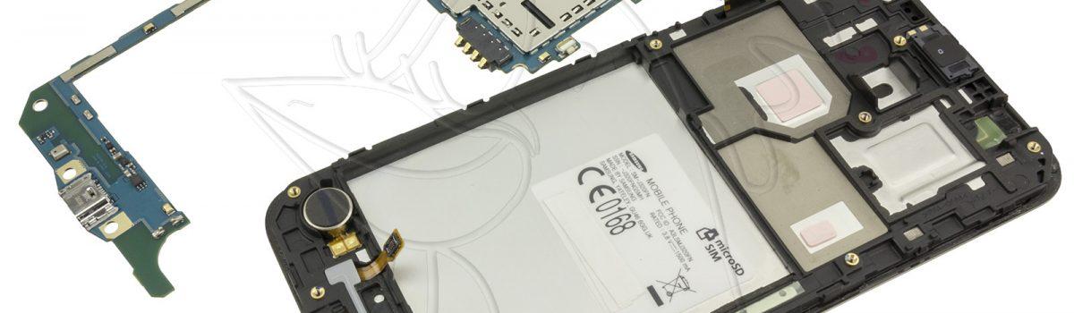 تعمیر برد گلکسی جی ۳ ۲۰۱۶ | موبایل کمک