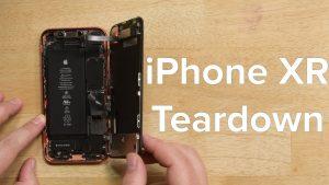 تعمیر برد آیفون XR اپل