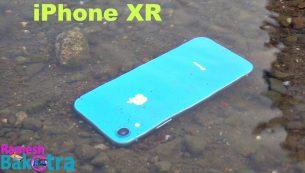 تعمیر آیفون XR آب خورده را به کارشناسان مرکز موبایل کمک بسپارید!