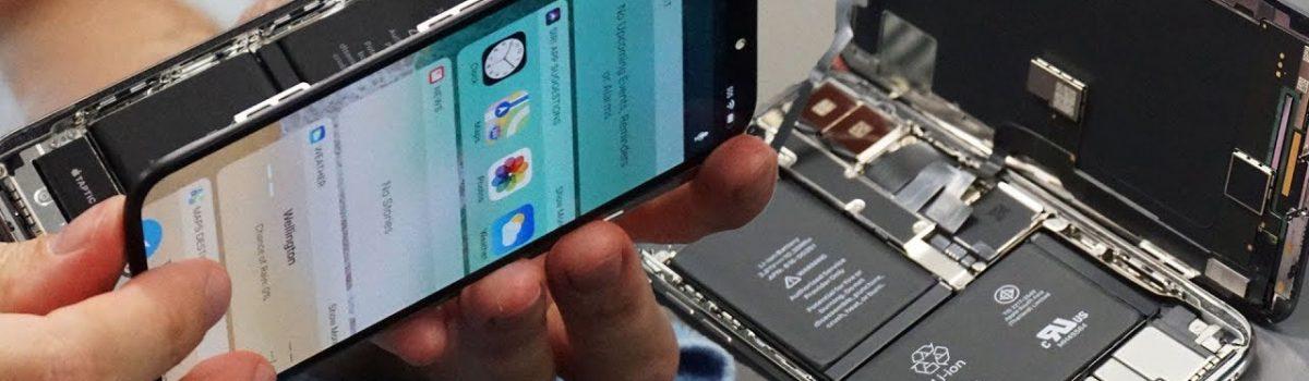تعمیر برد آیفون XS اپل با مناسب ترین هزینه در موبایل کمک