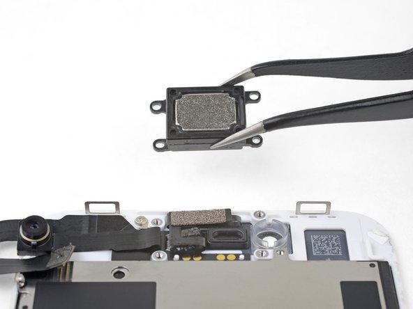 تعمیرات اپل: آموزش تعویض اسپیکر مکالمه آیفون 8