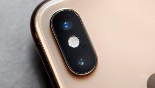 تعمیر دوربین آیفون XS اپل با بهترین قیمت در موبایل کمک
