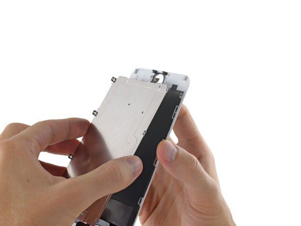 تعویض ال سی دی آیفون 6 اس پلاس اپل