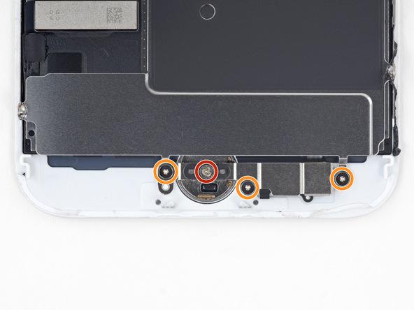 جداسازی براکت دکمه هوم