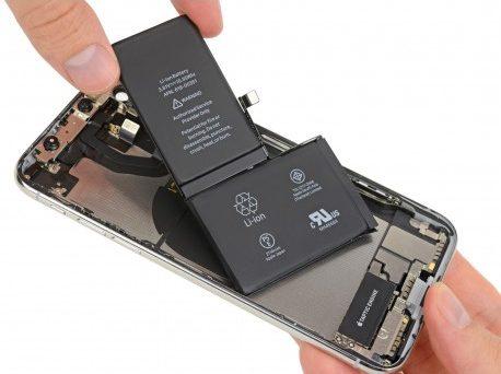 تعمیر باتری آیفون XS Max | گارانتی اپل