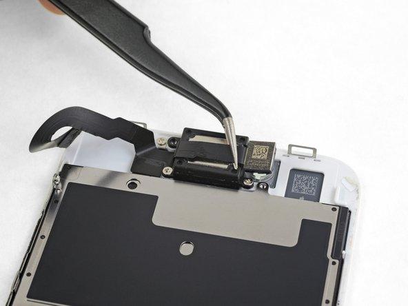 کنار زدن کابل دوربین سلفی