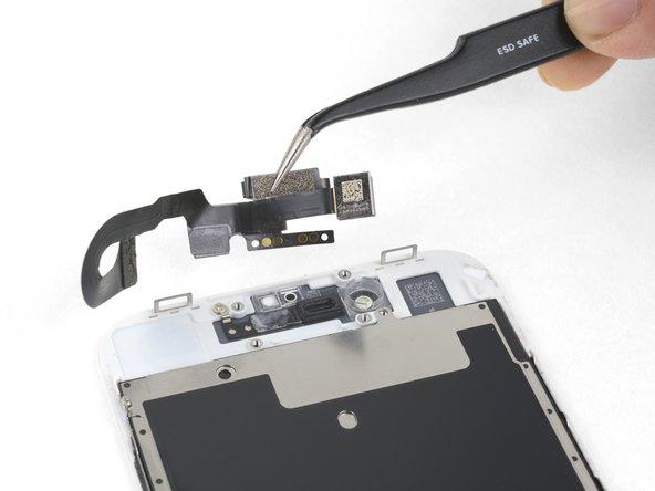 تعمیرات اپل: آموزش تعویض فلت دوربین سلفی آیفون 8