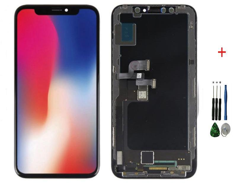 تعویض ال سی دی آیفون ایکس اس اپل