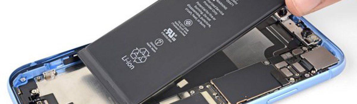 آموزش تعویض یا تعمیر باتری تمامی مدل های آیفون اپل