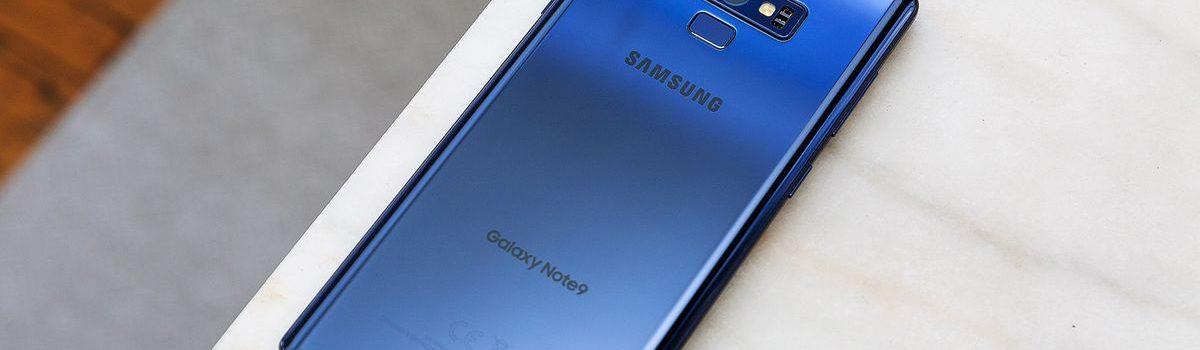 تعویض درب پشت Note 9 سامسونگ – N960 | موبایل کمک