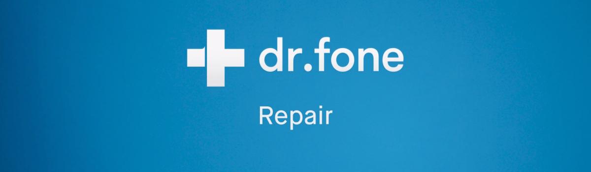 رفع ارورهای اندروید به ساده ترین شکل با نرم افزار Dr.Fone – Repair